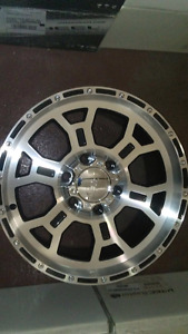 "17""  RIMS (NEW) -FITS FORD F150 V-TEC RAPTOR (CASH. NO TAX)"