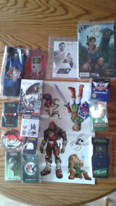 Assorted Gaming/Pop Culture Merch
