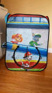 Paw Patrol Play Tent & Tunnel