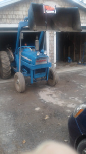 1972 Ford 3000 tractor