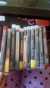 11 MINT CONDITION PS3 GAMES
