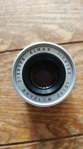 50 Leica Elmar F2.8 type 1