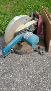 Makita 14 inch miter saw