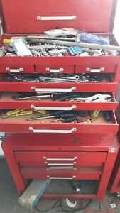 Tools and Tool Chest