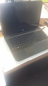 "HP Pavilion G6 Laptop with charger  15.6"" screen"