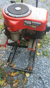 ENDURO 16 HP RIDE ON MOWER ENGINE PARTS OR REPAIR 30.00