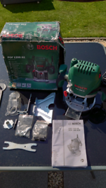 Bosch plunging Router kit POF 1200AE