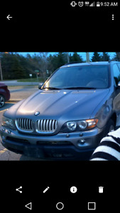 2005 BMW X5 trade for Jeep