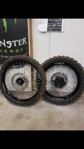 Crf450r wheels