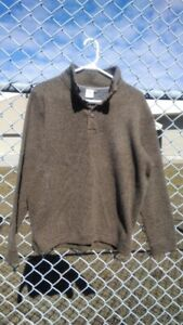 AIGLE (Luxury French Brand) wool jumper pull – Size L