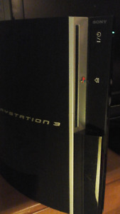 Good PS3 with Controllers and games