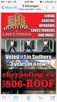 Wind Damage??Sudbury 's #1 Certified Roofers got u covered