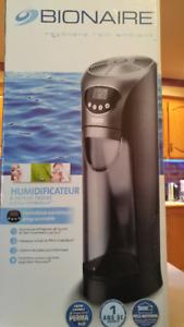 Humidificateur à vapeur froid Bionaire