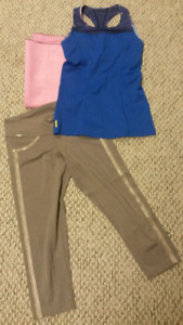 LOLE Yoga Bundle - Size Small - Like NEW!