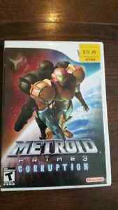 Jeu Wii, METROID PRIME 3 CORRUPTION