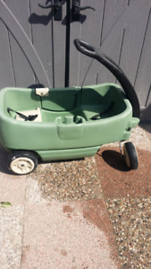 Wow a very nice Step 2 wagon for $35 only