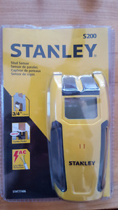 Brand new Stanley S200 stud finder