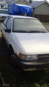 1987 Toyota Tercel Hatchback Drive it for the next 10 years!!!!!
