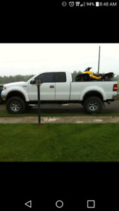 Lifted 07 f150