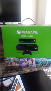 URGENT xbox one with kinect