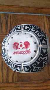 World cup soccer ball from Mexico 86 London Ontario image 1