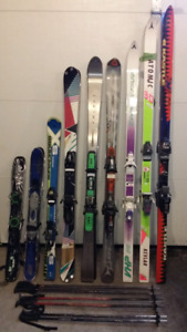 ☆☆☆ SKIS, POLES, BOOTS, SNOWBOARDS + MORE!!! ☆☆☆