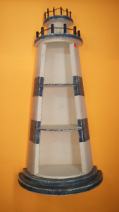 2ft Lighthouse Shelving Unit