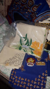 FS: Material from St. Lucia in the Caribbeans