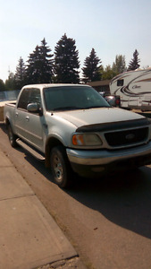 2001 ford f150 supercrew 4x4