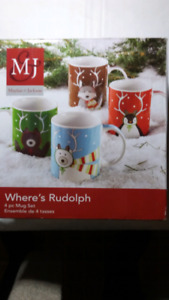 Mayfair & Jackson Xmas mugs