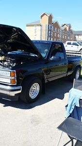 1990 step side chevy silveraldo