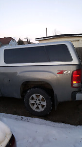 2008  AND UP CHEV 6 1/2 ft JASON TRUCK CAP