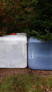 1000L used containers