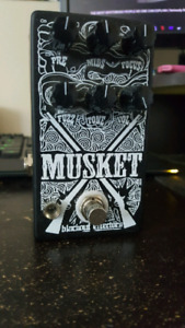 Blackout Effectors Musket Fuzz/Overdrive