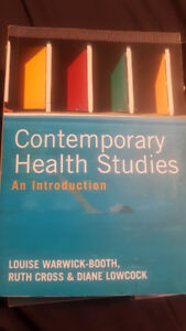 Contemporary Health Studies: An Introduction Textbook
