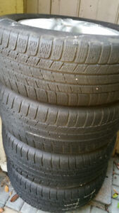 SNOW TIRES-FOR SALE!