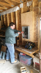 Red Seal Electrician ,.Excellent Service, ..Low Rates,. 214-2638