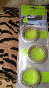 Led light strips and rv sink unused