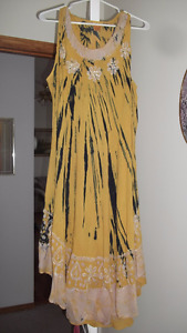 2 Brand New Sun dresses- never worn- one size fits all