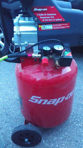 Snap On Air Compressor - 15 Gal