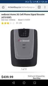 Great deal HOME Cellular signal booster