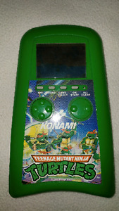 Vintage teenage mutant ninja turtles,tmnt,1989 konami