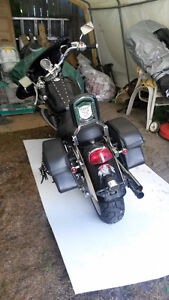 Great gift for dad for xmas Honda 1100 shadow American Classic Sarnia Sarnia Area image 5
