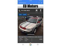 1999 Volkswagen Passat 1.9 TDI SE 5dr ex London ambulance Automatic Diesel - \GOOD RUNNER