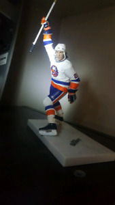 Mike Bossy collectable McFarlane figure