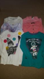 Girls clothing bundle age 8 to 9