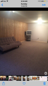 Self contained 1 bedroom basement suite includes all utilities