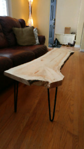 Handmade Live edge coffee tables