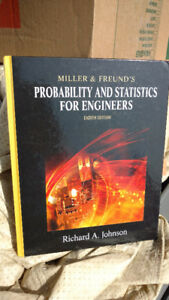 Probability & Statistic for Engineers-Miller and Freund