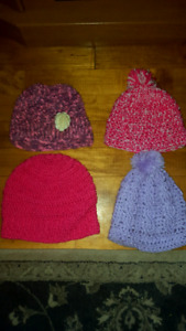 Stylish and warm hats- made by order